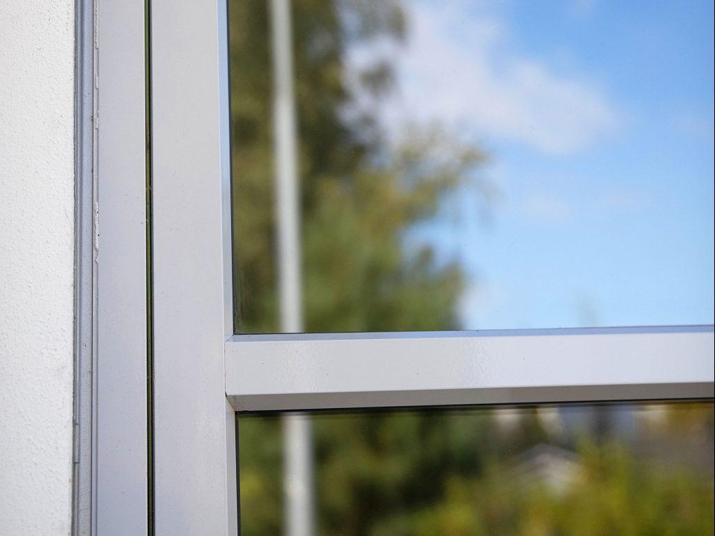 DOFAB Nord fönster trä alu utifrån